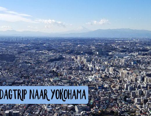 wat te doen in yokohama