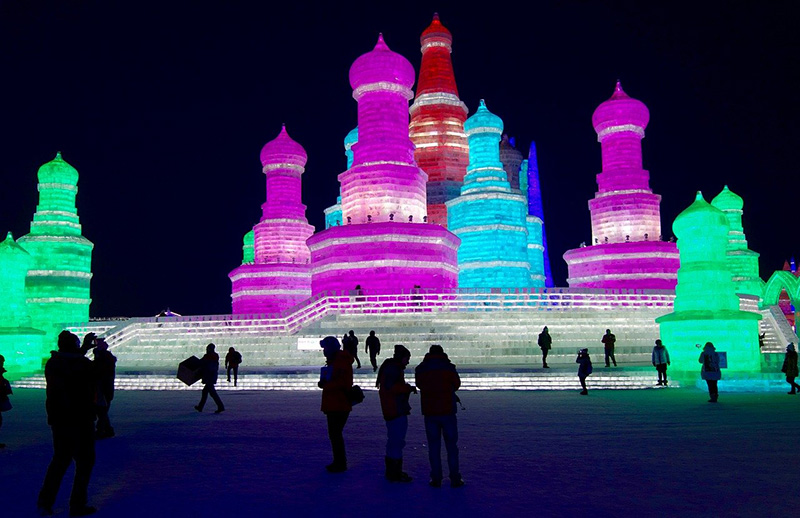 Harbin ijsfestival