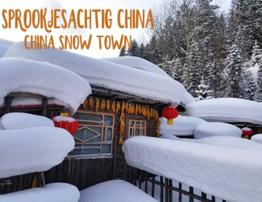 wintervakantie in china