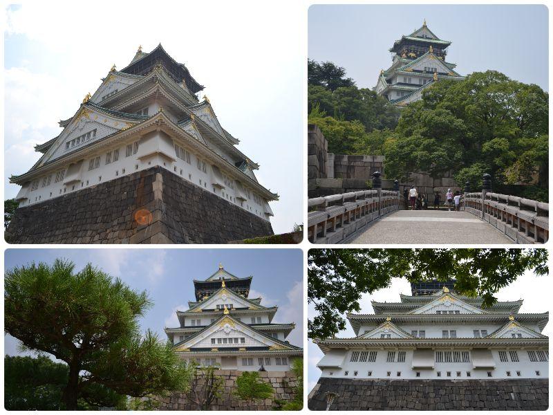Osaka bezienswaardigheden